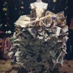 #57: Paper dress