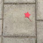 #123: Pavement star