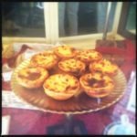 #169: Portuguese egg custard tart