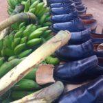 Bananas and Shoes