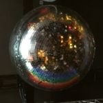 Disco Ball With Prism