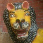 #240 – Friendly Lion