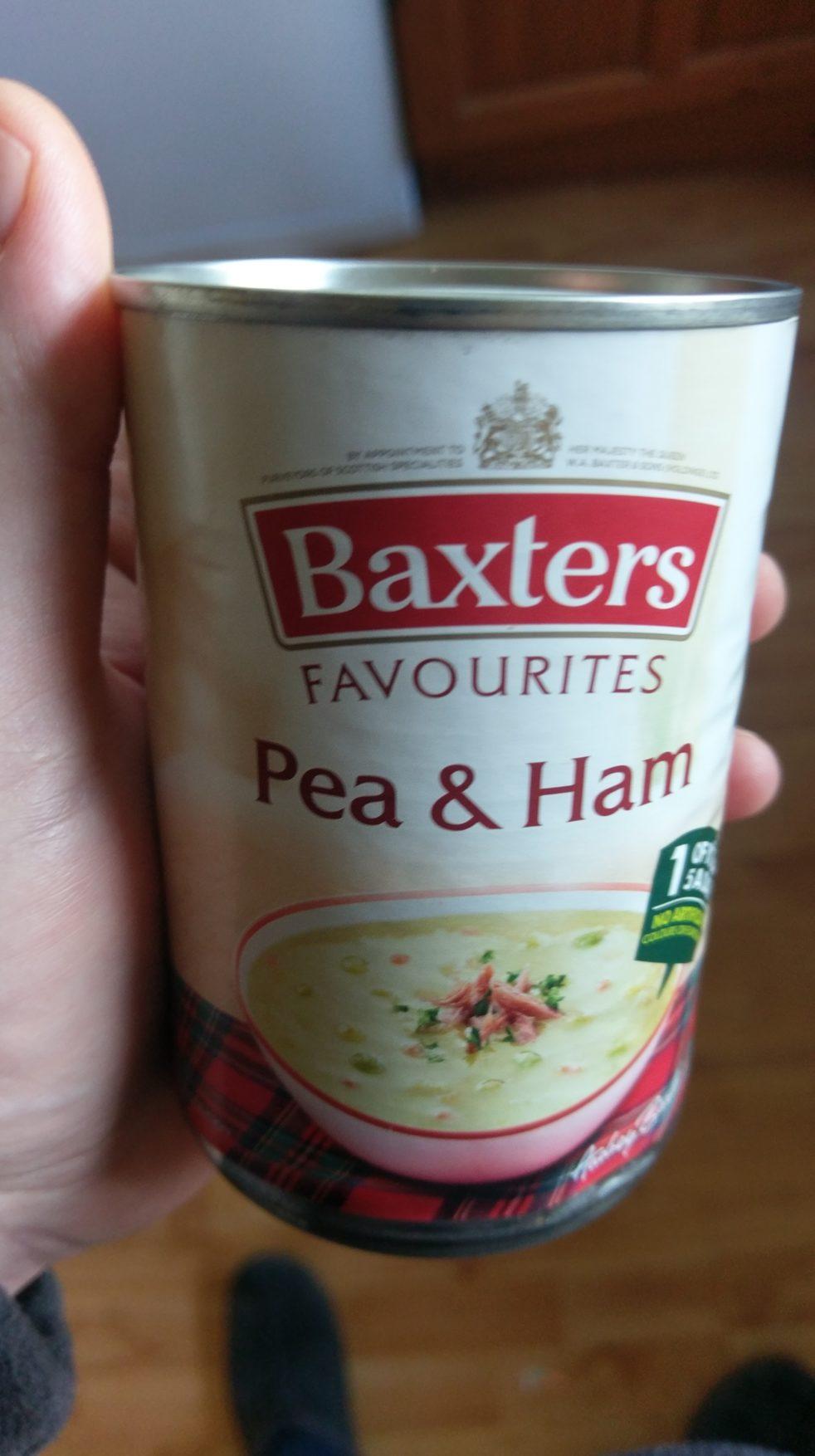 Pea and Ham