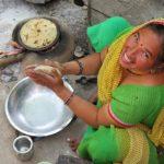 Chapati Smile